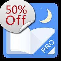 Moon+ Reader Pro (50% OFF) 4.4.1 Mod APK Mod Lite
